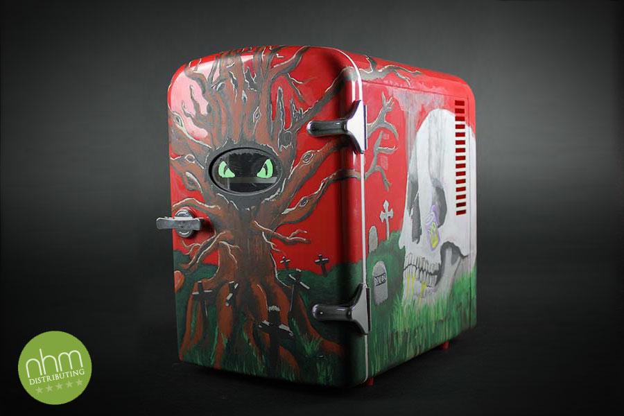 win custom terp fridge